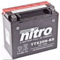 Аккумулятор мото YTX20H-BS
