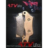 Тормозная колодка Atvlife FA617 BRP G2 передние правые и задние