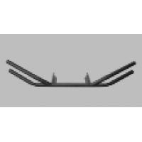Бампер силовой задний CFX5 H.O.