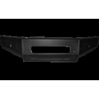 Защита бампера алюминий CF500-A (черный)
