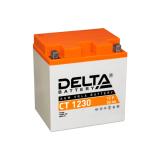 Аккумулятор Delta, AGM АКБ 30Ah