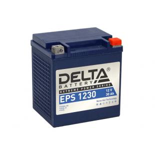 Аккумулятор Delta, GEL АКБ 30Ah