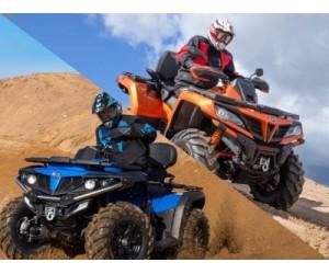 Старт продаж новых моделей – СFMOTO X6 EPS и X10 EPS!