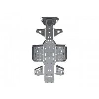 Комплект анодированной защиты днища CF500A, CF500-2A