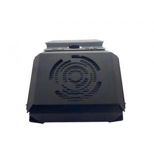 Вынос радиатора Атом Компакт и шноркель Балтмоторс Jambo 700