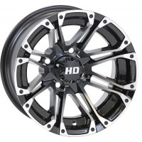 HD3 Gloss Black w/ Machined